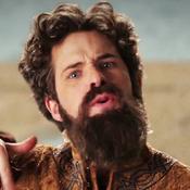 Ian as Michelangelo