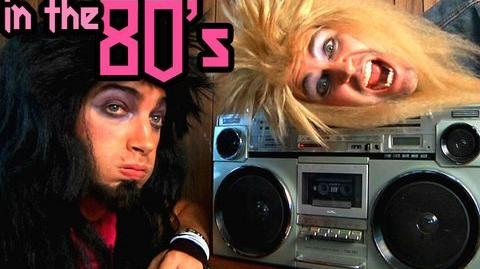 In The 80's