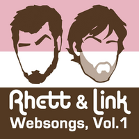 Rhett and Link Websongs, Vol. 1 Album Cover