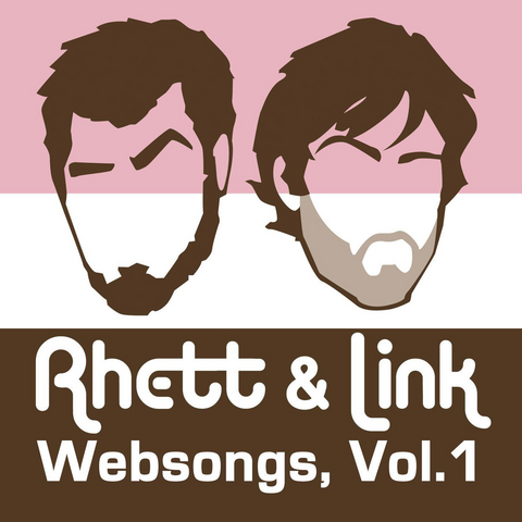File:Rhett and Link Websongs, Vol. 1 Album Cover.png