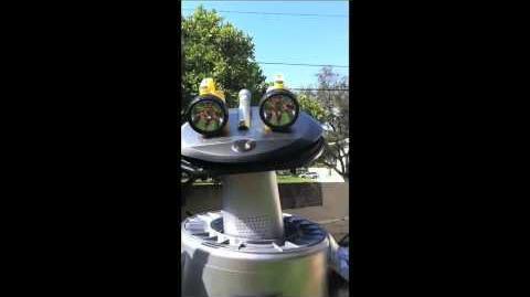 HIDDEN Robot Testing