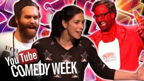 The Big Live Comedy Show - YouTube Comedy Week