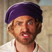 Rhett as Donatello di Niccolò