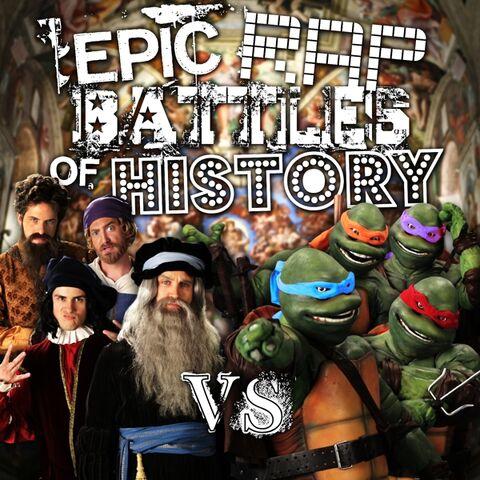 File:Artists vs. Turtles Cover.jpg
