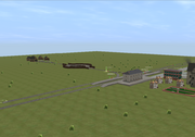 Ffarllyn in Trainz