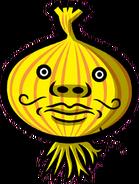Hairy onion 2