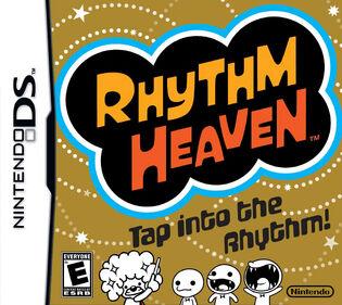 Rhythm heaven box art