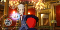 Minigame:Throwdown with Alfred