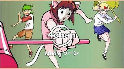 4chan Anime Intro