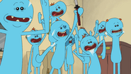 S1e5 meeseeks have an accord
