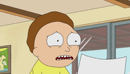 S1e7 dismayed morty
