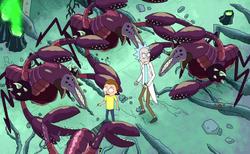 CrabSurroundRick