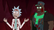 S3e4 bloody rick and alan