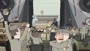 S2e5 military celebrate
