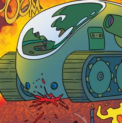 Jerry304X Armoured Vehicle