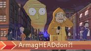 S2e5 armhagHEADon