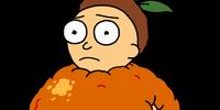 Orange Morty
