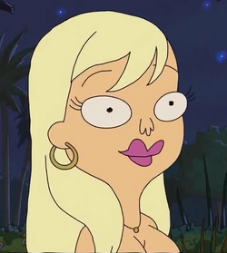 Cynthia (Rick and Morty)