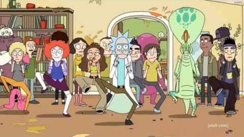 Ricka taniec
