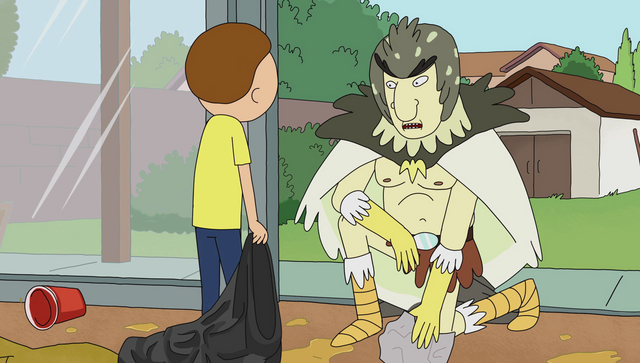 File:S1e11 birdperson picks up one foil.png
