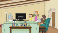 S1e8 morty and summer return