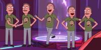 Self-Congratulatory Jerry