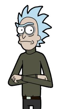 Novelist Rick
