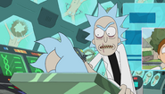S1e10 one thing thats true is ricks don't care about mortys