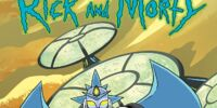 Rick and Morty Issue 23