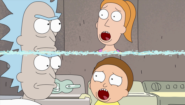 File:S2e1 morty and summer parallels.png