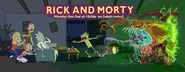 James McDermott Rick and Morty extended image