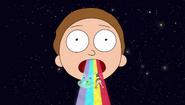 S2e2 rainbow puke