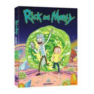 RM 3D DVD