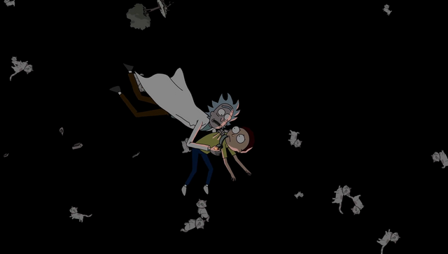 File:S2e1 rick catches morty.png