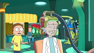 S2e2 morty trying to convince