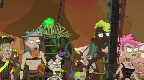 Rick and Morty Season 3 Episode 2 Rickmancing the Stone TRAILER PROMO