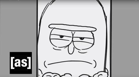 Season 3 Exclusive (San Diego Comic-Con 2016) Rick and Morty Adult Swim