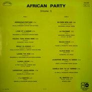 African 360089 CB