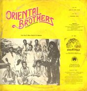 Oriental brothers international - rarama ndu trasera