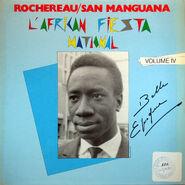 Rochereau-San Manguana, front