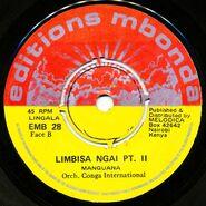 Editions mbonda EMB 28 L2 500