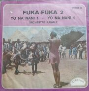 Orchestre Kamale - Fuka Fuka (African 90968) B