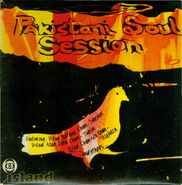 Pakistani Soul Session front