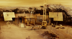 Mercenary Station P7