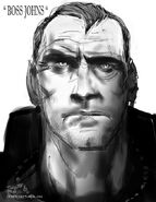 Riddick Film Concept - Boss Johns