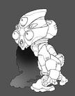 Attack Droid Concept
