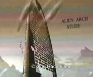 Alien Arch Study