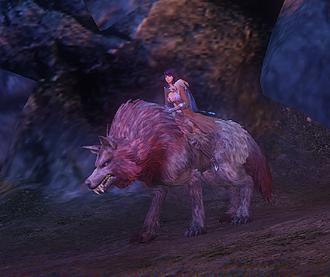 Pritsha the Cannibal - mount