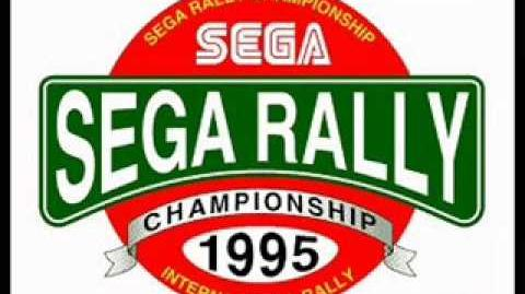 Sega Rally - 06 Lake Side Replay