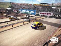 Rally arena